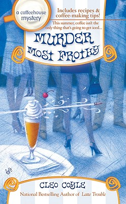 Murder Most Frothy By Coyle, Cleo
